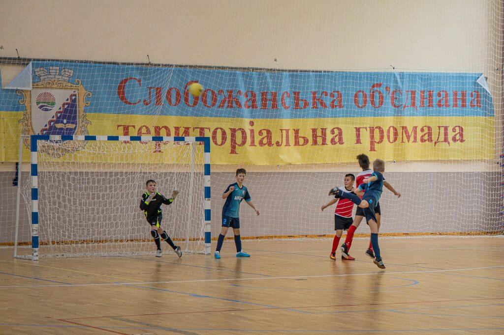 спорткомплекс в Слобожанском