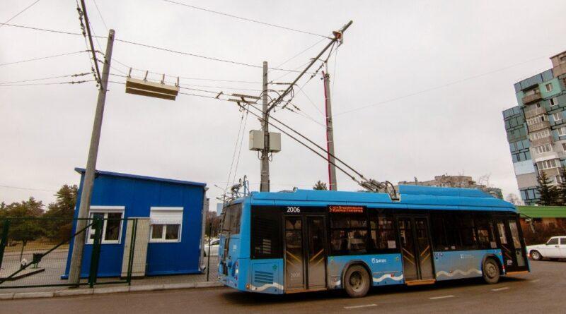 тролейбус_Дніпро