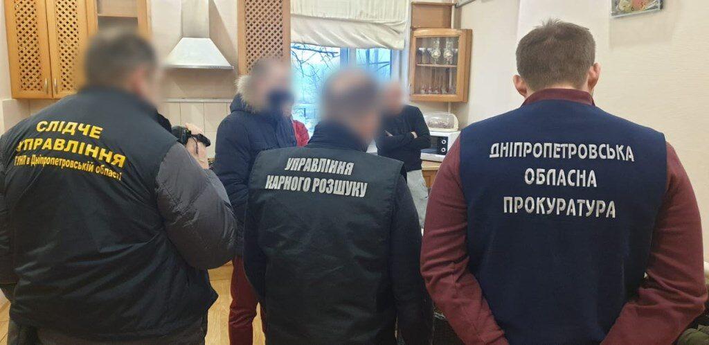 злочинна банда_поліція