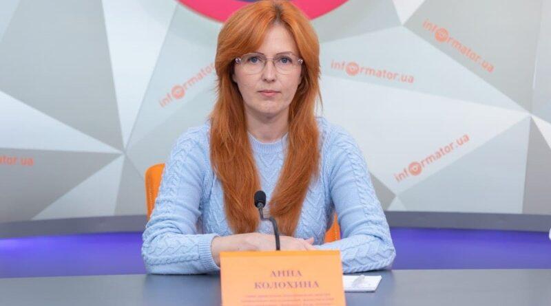 Анна Колохина
