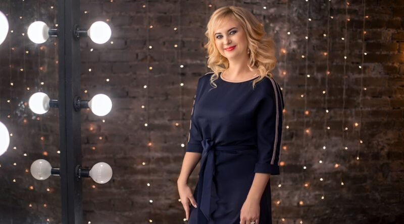 Ирина Донченко-Дельцова.