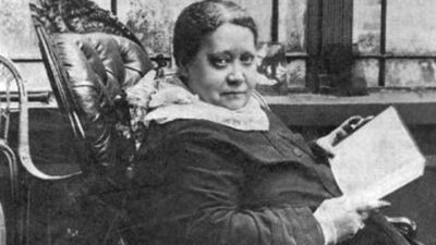 Олена Блаватська