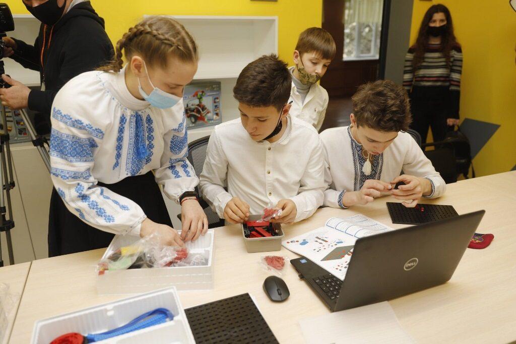 STEM-кабінет_Дніпро