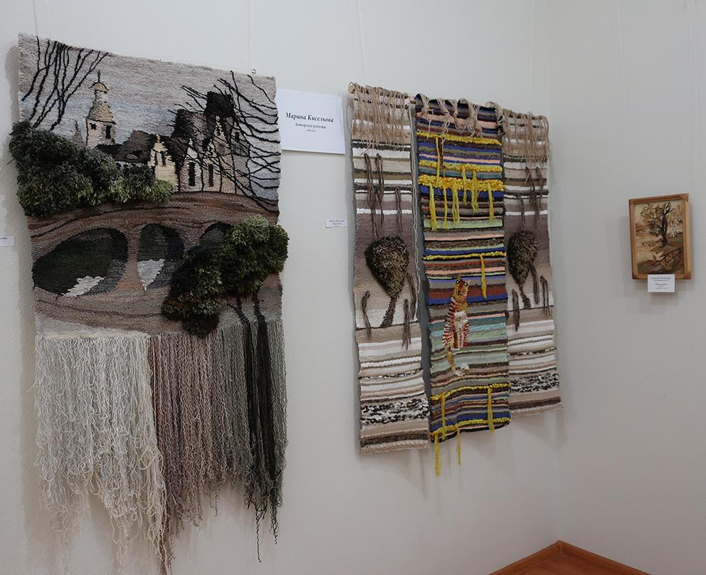 Выставка Никополь