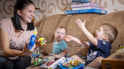 дети-сироты_Днепропетровская область
