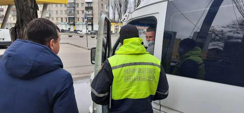 проверка автоперевозчиков_Днепр