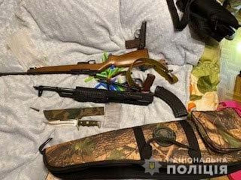 постріли, проспект Слобожанський, Дніпро, поліція, рушниця, стрілок, стрілянина, новини Дніпра