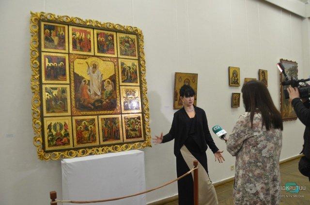выставка икон_Днепр