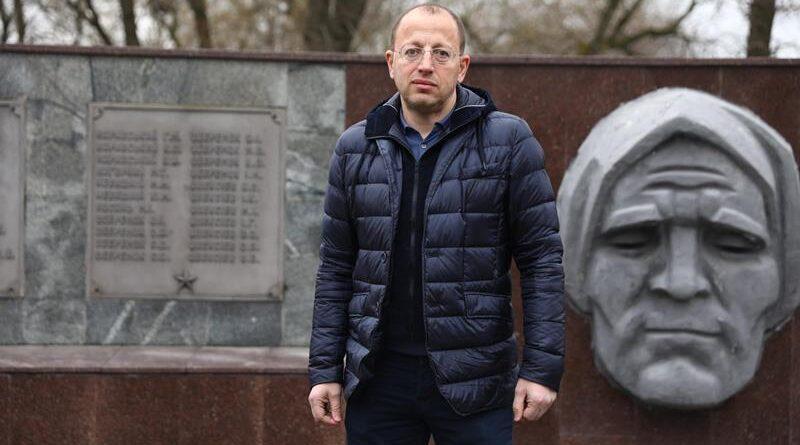 Геннадий Гуфман_Толока Памяти