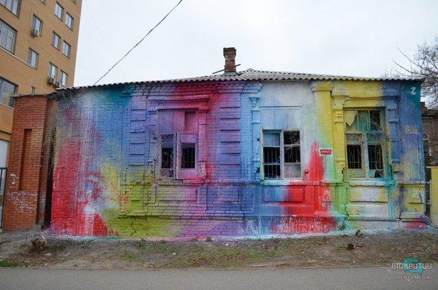 дом на Гусенко_Днепр