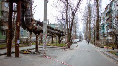 ремонт трубопровода_Дніпро