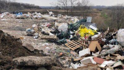 сміттєзвалище_Дніпровський район