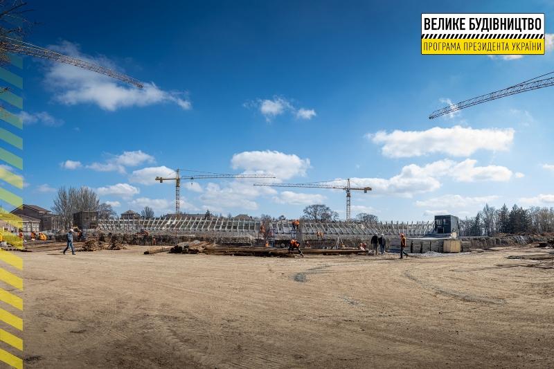 стадіон Металург_Кривий Ріг