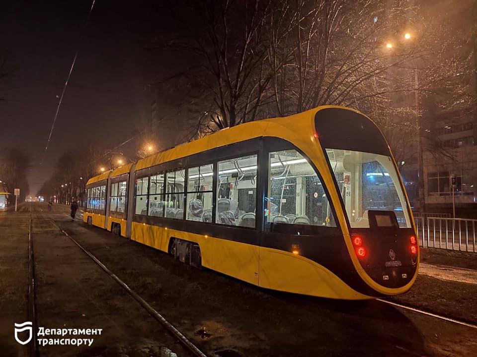 трамвай_Южмаш