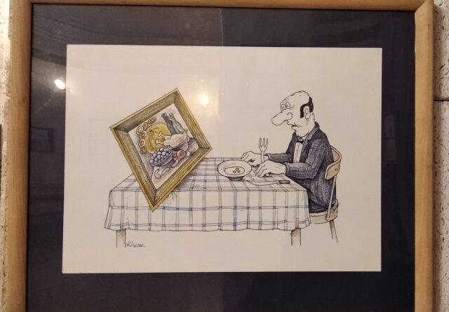 виставка карикатур_Віктор Родіонов