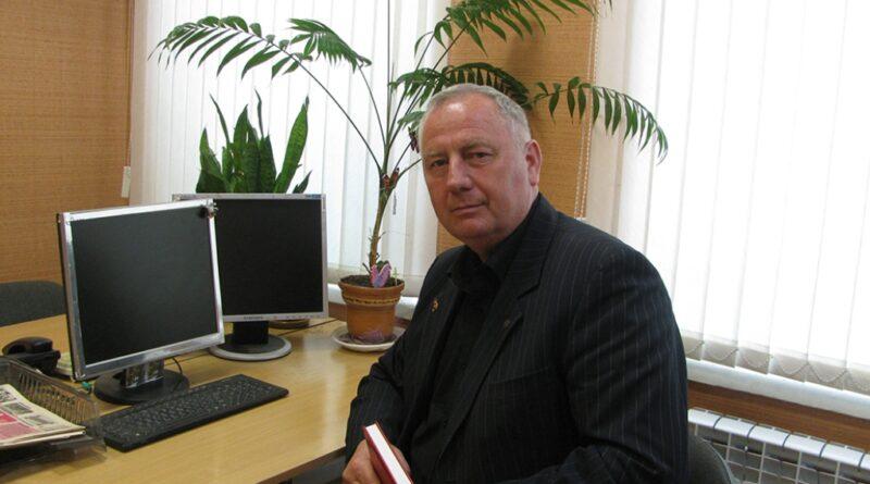Александр Соколов: «В пограничные войска попал с первого курса института»