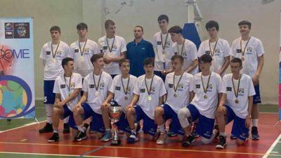Баскетболісти з Дніпра
