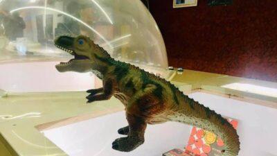 експозиція динозаврів_Дніпро