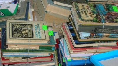 Библиотеки Днепра продолжают массово списывать книги