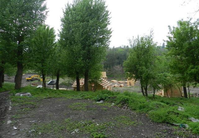 парк Зеленый Гай_пейнтбол