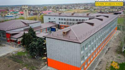 школа в Петропавловке