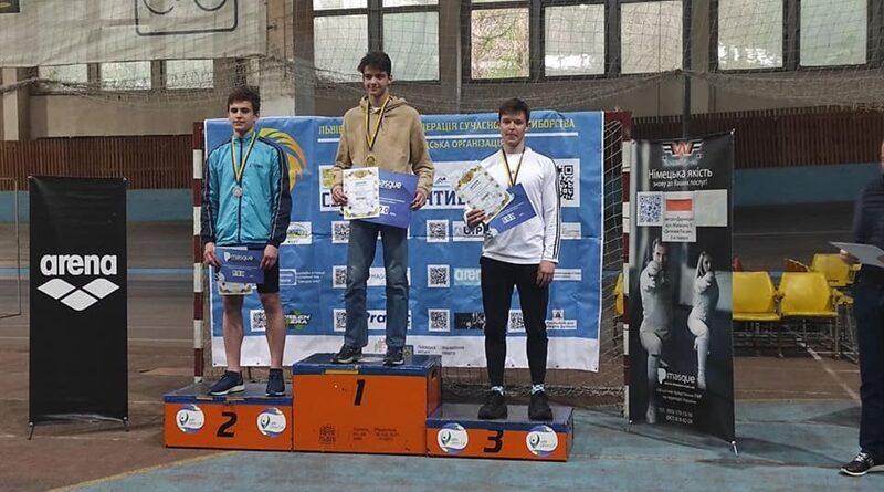 спортсмени з Дніпра