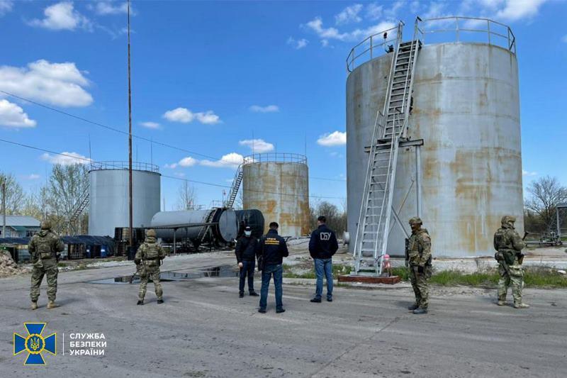 топливный завод_Днепр
