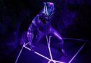 воскова фігура Чорна пантера