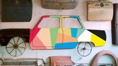 выставка Калейдоскоп цвета