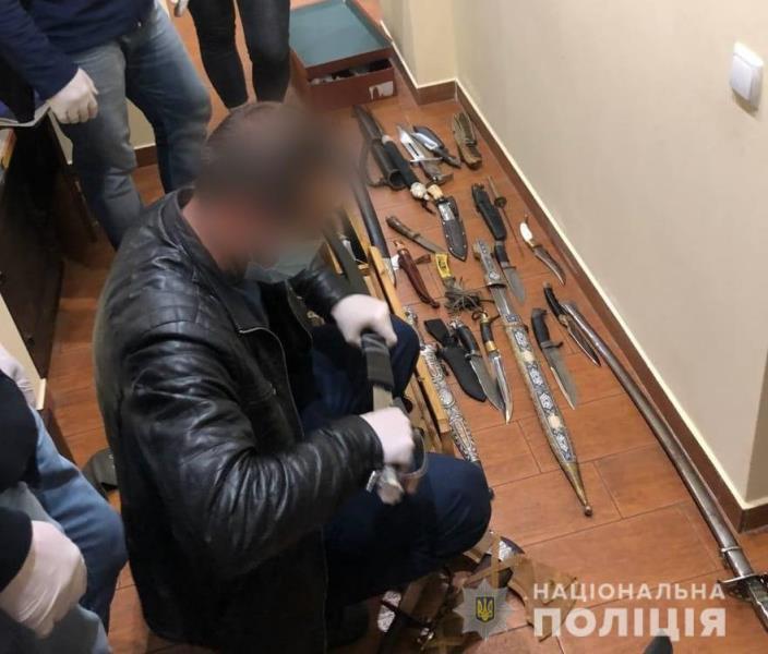 затримання ворів в законі_Дніпро