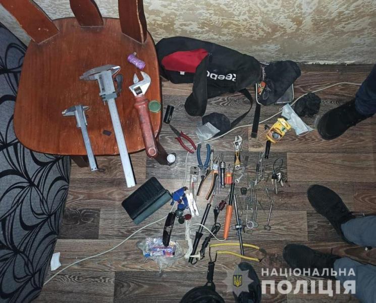 злочинна банда_Дніпропетровщина