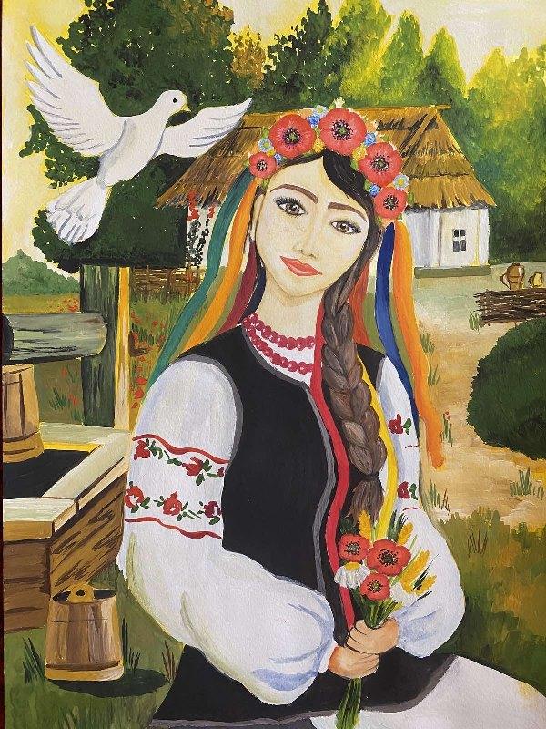 Геннадий Гуфман_детские рисунки