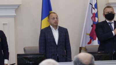 Геннадий Гуфман_сессия облсовета