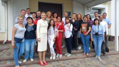 Успіхами в умовах реформи децентралізації ділиться Полтавщина (фото)