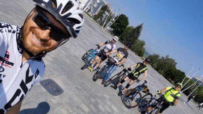 Фронтмен гурту СКАЙ приїде на Дніпропетровщину з велотуром та дасть безкоштовний концерт