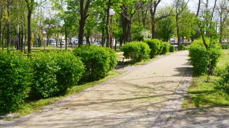Парк гірників_Покров