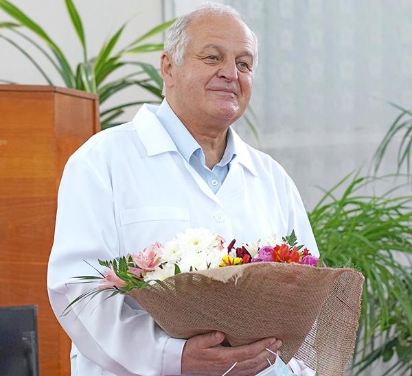 Петро Довгань