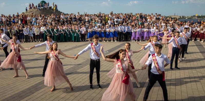 фестиваль шкільного вальсу