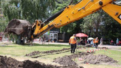 У Дніпрі розпочали другий етап реконструкції чергового проспекту (фото)