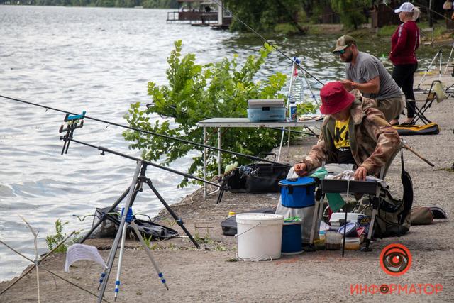 турнир по рыбной ловле_Днепр