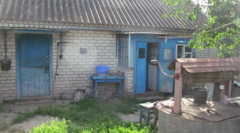 вбивство пенсіонера_смт Покровське