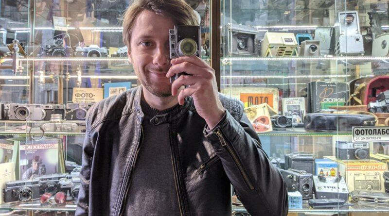 Аркадий Милькин: «Объективы советских фотоаппаратов повидали множество историй»