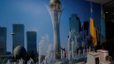 Почесне консульство, Дніпро, Почесне консульство Казахстану, новини Дніпра, урочисте відкриття