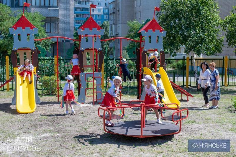 дитячий садок_Каменское