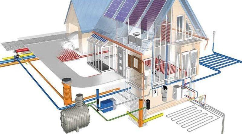 дом_система отопления
