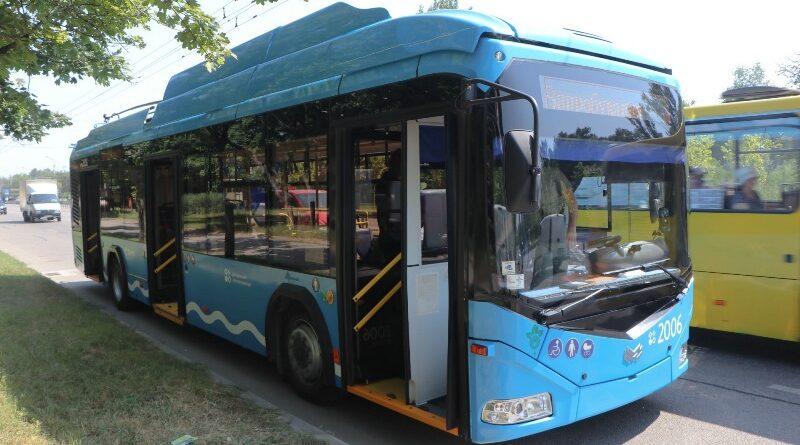 електротранспорт Дніпра