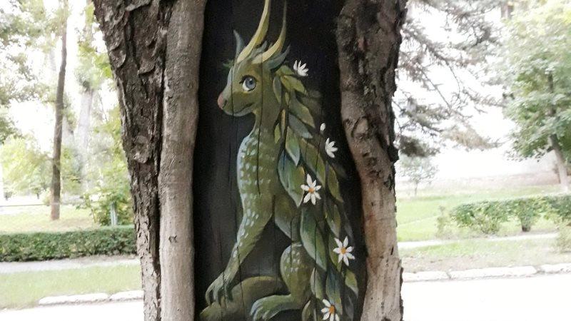 казкові персонажі_Зеленодольськ