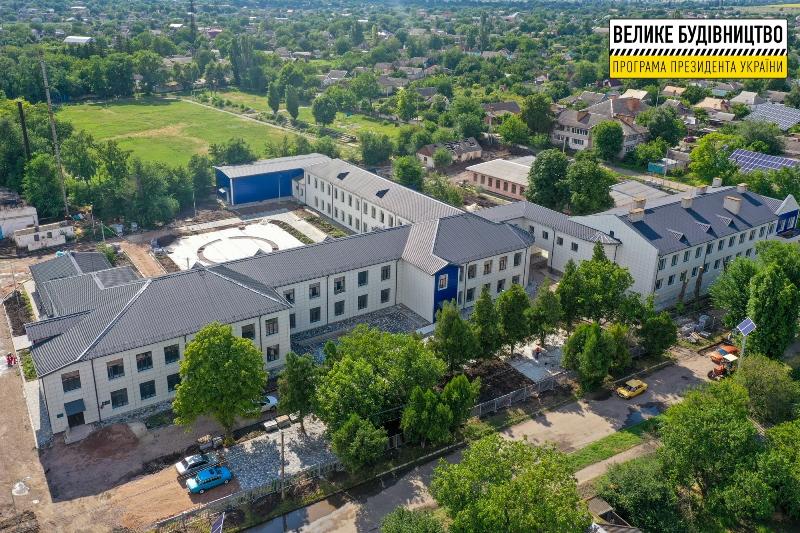 реконструкция Апостоловской школы