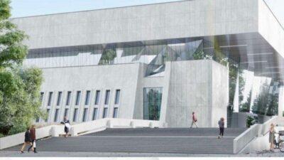 У Дніпрі капітально відремонтують відомий спортивний комплекс  (фото)
