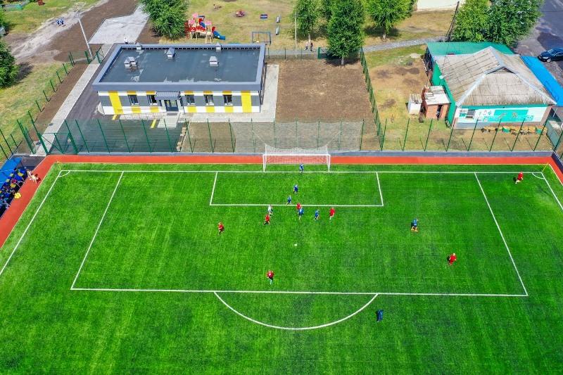 стадион_село Приднепровское